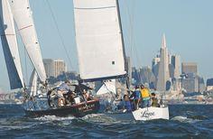America's Cup - San Francisco 2013: sailing the bay