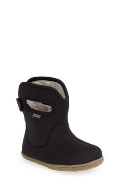 Bogs 'Baby Bogs' Waterproof Boot (Walker & Toddler) available at #Nordstrom