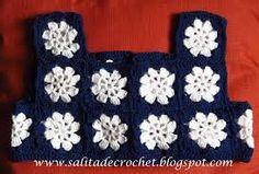 Resultado de imagen para vestidos bebe niña tela crochet
