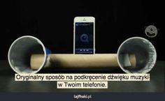 Jak podkręcić dźwięk w telefonie? - Oryginalny sposób na podkręcenie dźwięku muzyki w Twoim telefonie.