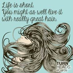 Great Hair Quote