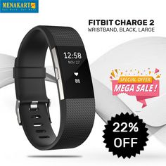 Shop for FitBit Charge Online #Fitbit #Online #Shopping #Watch #Menakart