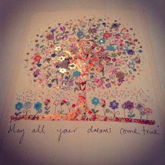 Dream tree by kimartwork on Etsy