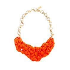 OGJM hyacinth necklace - J.Crew
