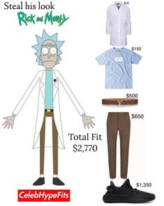 Rapper Outfits, Justin Roiland, Dan Harmon, Get Schwifty, Rick And Morty, Food Cravings, Funny Moments, Men's Fashion, Tv Shows