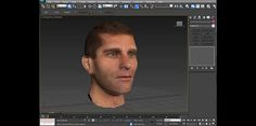How to Texture a Head Model in 3ds Max