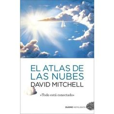 El atlas de las nubes, David Mitchel