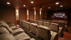 Stay in for a night and take advantage of the private movie theater available to you when staying at this downtown two bedroom Breckenridge vacation rental.
