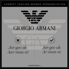 Here are 27 brand names that you should master pronouncing quickly to minimize inevitable annoyance. Most popular brand names mispronunciation and how to really pronounce them. English Speaking Skills, Advanced English Vocabulary, Teaching English Grammar, English Vocabulary Words, Learn English Words, English Idioms, English Phrases, English Language Learning, English Writing
