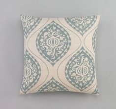 Dwell Studio Ogee Azure Pillow traditional pillows