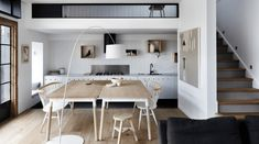 'Minimal Interior Design Inspiration' is a weekly showcase of some of the most perfectly minimal interior design examples that we've found around the web - all for you to use as inspiration.Previous post in the series: Minimal Interior Design Inspiration Interior Design Examples, Australian Interior Design, Interior Design Awards, Scandinavian Interior Design, Scandinavian Home, Interior Design Kitchen, Interior Design Inspiration, Scandinavian Furniture, Nordic Design