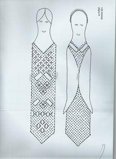 renda de bilros / bobbin lace esquemas / patterns - from Álbumes web de Picasa picasaweb.google.com Monsieur Madame, Bobbin Lacemaking, Bobbin Lace Patterns, Parchment Craft, Lace Making, Crochet Motif, Hand Weaving, Knitting, How To Make