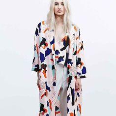 Pippa Lynn #abstractcamo #patternpeople #printspiration