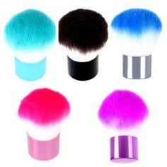 Pinceau Kabuki Doux pour Blush Poudres Terracotta Special Visage Professionnel Body Paint Maquillage Neon Lumineux Sexy Peinture Corps Visage #maquillage #makeup #brushes #pinceaux #tips beaute-beauty.com
