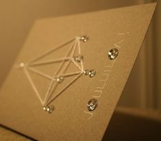 NurinKudin: Himmelikortti Diamond Earrings, Hair Accessories, Cards, Diy, Ideas, Christmas, Style, Swag, Navidad