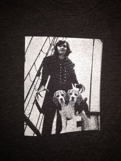 Roky Erickson's Two Headed Dog by WeirdHollywoodYouth on Etsy