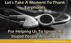 The magic of headphones