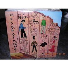 B-52's--MESOPOTAMIA (1982 LP)
