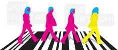 Abbey Road by Joe Murtagh available at www.imagesinframes.com