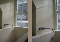 Natural building on pinterest by narottama tester adobe for Tadelakt bathroom ideas