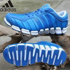 La primavera de 2012 los hombres de Adidas los zapatos de adidas y auténtica brisa de verano transpirables casuales, zapatos, zapatos deportivos, zapatos para correr