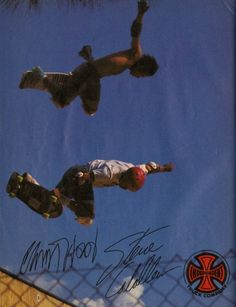 Independent Trucks Hosoi and Caballero Doubles 1987