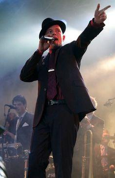 Jan Delay live (Foto: Public Address)