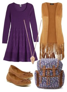 """""""Western Purple"""" by fixthe1 on Polyvore featuring Seychelles, M Missoni, Mudd, Pamela Love and western"""