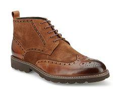 a292aafe0c Men Hauyne Wingtip Boot -Cognac Bohemian Attire