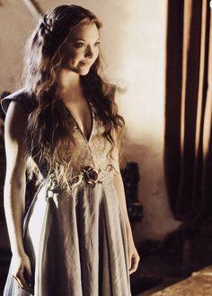 Natalie Dormer as Margaery Tyrell - Game of Thrones