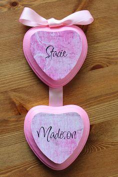 February / Valentine's Day decor - personalized
