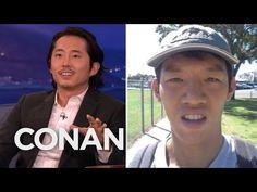 [VIDEO] Steven Yeun Says Not All Asians Look Alike   KoreAm Journal - Korean America's Premier Magazine