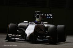 Felipe Massa, Williams, Singapore, 2014 practice