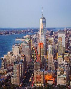Freedom by @tobyharriman #newyorkcityfeelings #nyc #newyork