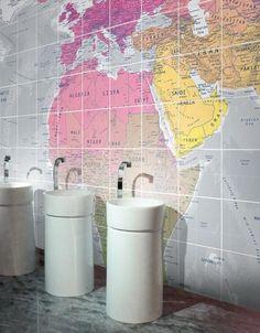 map tile mural, http://digitile.jpg