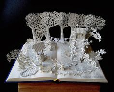 MALENA VALCÁRCEL - BOOK ART - SPAIN