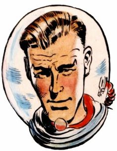 Dan Dare!  appeared on the cover of the first issue of the weekly comic strip magazine, Eagle, on 14 April 1950. The Eagle's founder, the Rev John Marcus Harston Morris, was vicar of the Southport church of St James at the time. It had scale models of spaceships, and models in costume as reference for the artists. The New Adventures of Dan Dare, Pilot of the Future aired five times a week on Radio Luxembourg for five years from 2 July 1951.