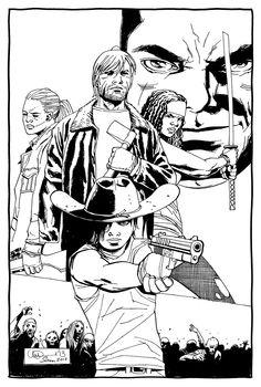 The Walking Dead by Charlie Adlard & Sean Phillips