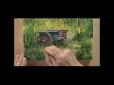 DVD - Terry's Top Tips for Acrylic Artists with Terry Harrison - YouTube
