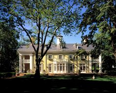 Classical House, New Jersey. Ike Kligerman Barkley Architects.