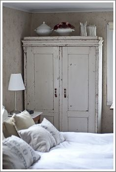 Love this Rustic Cupboard