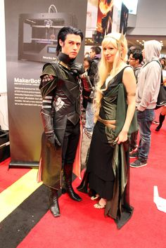 The Best Of Couples Cosplay At New York Comic Con