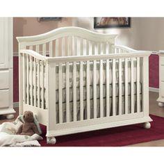 Sorelle Vista Convertible Crib