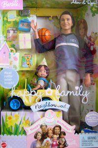 Barbie Happy Family Neighborhood Happy Birthday Alan Ryan   eBay
