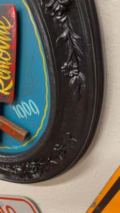 Pinstriping, Painted Signs, Metal Art, Original Artwork, Sign Painting, Sculpture, Cool Stuff, The Originals, Tattoo
