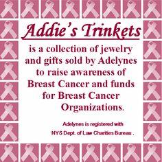 Why Addies?  #breastcancer