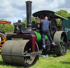 Heskin Steam Rally, Chorley, Lancashire, June 2nd 2013.