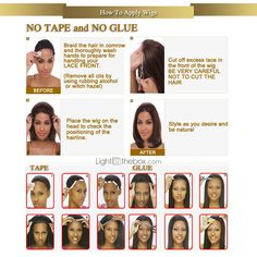 How To Stype The Wig