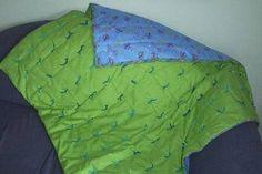 How to Make a Crib Comforter