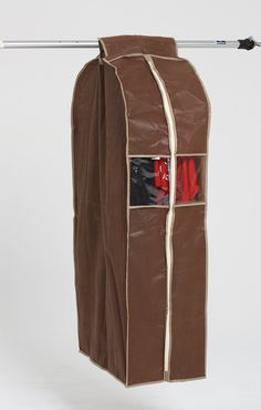 Keep that musty smell out of your summer clothes by storing them in this breathable #storage garment bag.